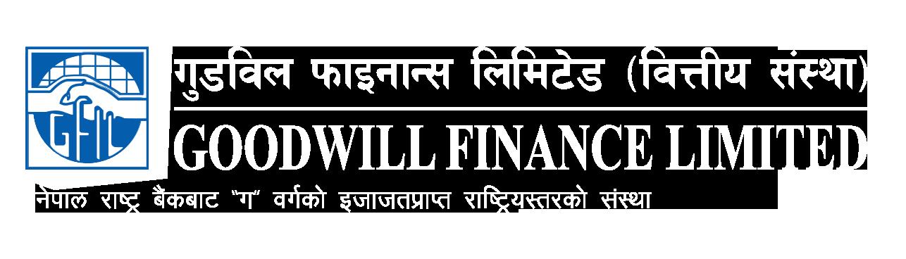 GoodWillFinance
